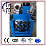 Qualität 2/3/4/6/8/10 Zoll-schneller Änderungs-Hilfsmittel-automatischer hydraulischer Schlauch-quetschverbindenmaschine für Verkauf
