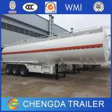 판매를 위한 2개의 격실 가스 기름 Refeul 유조 트럭 트레일러