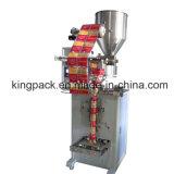 Del acero empaquetadora vertical automática inoxidable del gránulo por completo