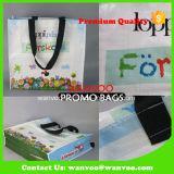 Saco de Tote de compra não tecido laminado PP relativo à promoção do OEM Eco