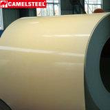 Катушка CGCC стальная Prepainted гальванизированная стальная для толя