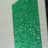 Ранг тисненый лист поликарбоната диаманта