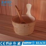 تقليديّ فنلندا أسلوب أرز خشبيّة [سونا] غرفة ([م-6044])