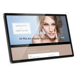 joueur d'annonce du contact 32inch (la publicité) avec CPU 1.6g, 1g+8g, tablette PC, DEL Displyer, Signage de faisceau de quarte de Digitals