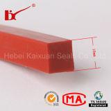 Bandelettes de caoutchouc de silicone pour armoire électrique