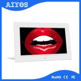 """игрок 7 """" LCD с датчиком движения для POS рекламируя индикацию"""