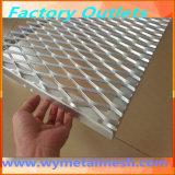 Tec-Sieve planteó ampliado de malla metálica de aluminio fachadas acabado en el molino