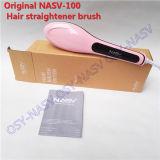 100% Original precio de fábrica electrónica de cerámica Magic plancha de cabello Comb