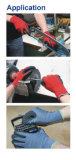 13 указатели трикотажные гильзы с покрытием из нитрила на упоре для рук перчатки