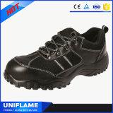 Élégant et décontracté Steel Toe Cap Semelle en caoutchouc des chaussures de sécurité de l'Ufa093