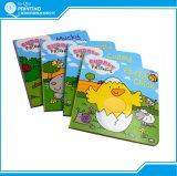 Stampa del libro della scheda del bambino di alta qualità in Cina