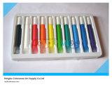 10*10.5ml Flat Nail Glass Paint voor Students en Kids