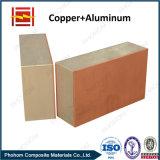 Bimetaal voor de Verbinding van de Overgang van de Bekleding van het Koper van het Aluminium