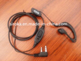 Atacado encomendas grossistas fone de ouvido com fio ou fone de ouvido com 3,5 mm