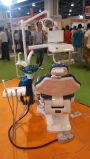 Ce Aprobar la PU cojín de la silla dental con lámpara de detección