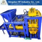 Máquina de fatura de tijolo cheia do bloco da cavidade do restaurante automático bloco de cimento concreto da máquina Qt10-15 da pressão que pavimenta a máquina de Chb