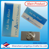 Divisa colorida del Pin de metal de la impresión de la insignia con sus los propios divisa del Pin de la solapa del diseño