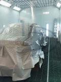Cabina de aerosol auto (modificada para requisitos particulares con scissor la elevación dentro de la cabina) Wld8400