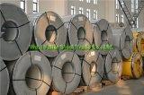 Bobines Polished/huilées d'acier inoxydable dans la distribution courte