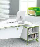 متأخّر [أفّيس فورنيتثر] تصميم ملاكة مركز عمل طاولة