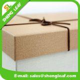 Rectángulo de papel de empaquetado del cosmético de lujo (SLF-PB004)