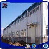 Estructura de acero prefabricada económica moderna modificada para requisitos particulares