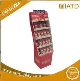 Prix bon marché de nouvelle conception des bouteilles d'énergie en carton Présentoir