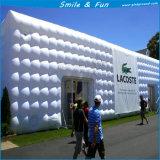 خيمة كبيرة قابل للنفخ صنع وفقا لطلب الزّبون شكل لأنّ خارجيّ