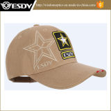 Esdy Hotsale Tactical Military Cap Tan Couleur