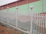 Cancello della rete fissa della fabbrica della conca PVC/UPVC