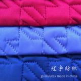 Composition 100% composée piquante de polyester de tissu de sofa de ficelle