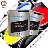 Jinwei Alto Brillo Fácil de aplicar 1k pintura color metálico autobús