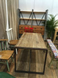Dining stereoscopico e Alto-Quality Table Antique Furniture