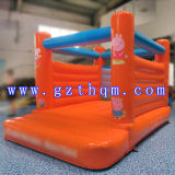 膨脹可能なBouncer HouseかPlayground Slide Castle/Inflatable Slide Bouncer