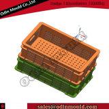 Projeto da caixa plástica e modelagem por injeção
