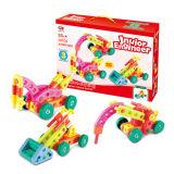 Bloc de construction de magasins de bricolage en plastique ABS voiture jouet (H9227038)
