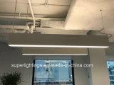 펜던트를 위한 LED 선형 직접 간접적인 빛
