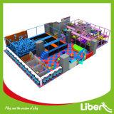 Haut de page 1 fabricant à l'intérieur du Parc du trampoline pour la vente