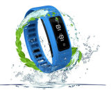Das neueste entwickelte intelligente Armband mit Pedometer u. Kalorie Gegen (H6)