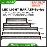 120W, 180W, 240W, 288W, 300W à double rangée de lumière LED Bar Barre de LED pour la conduite hors route