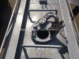 Окк 6 колеса погрузчика Refuler плоскости 5000L Bowser топлива погрузчика