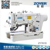 Pulsante Zoyer Juki Direct Drive Holing industriale macchina da cucire (ZY781D)