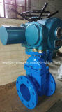 Elektrisches Actuated Gate Sluice Valve mit ISO-CER Approved (WDS)