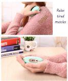 Banca portatile di potere dello scaldino della mano di temperatura dei 3 attrezzi la mini (bianca)