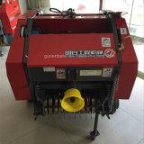 Spitzenverkaufenfabrik-Preis-mini runde Heu-Ballenpreßemballierengerät für Verkauf