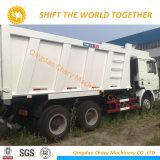 Sinotruk HOWO 6*4 30ton 덤프 트럭 팁 주는 사람 트럭