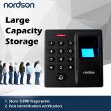 Schneller Kennzeichen-Überprüfungs-große Kapazitäts-Fingerabdruck-Zugriffs-Controller-Fingerabdruck-Tür-Verschluss