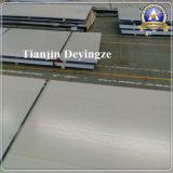 Het hete Verkopende Blad van het Roestvrij staal van de Oppervlakte 2b/8K/Plaat 904L