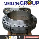 ステンレス鋼はオイル及びガス産業のためのフランジを造った