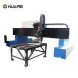 Huafei Hallo-q Bock-Typ CNC-Ausschnitt-Maschine für Lieferung